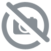 CHAUSSURES DE TENNIS ADIDAS JUNIOR BARRICADE CLUB BLEU / ROUGE